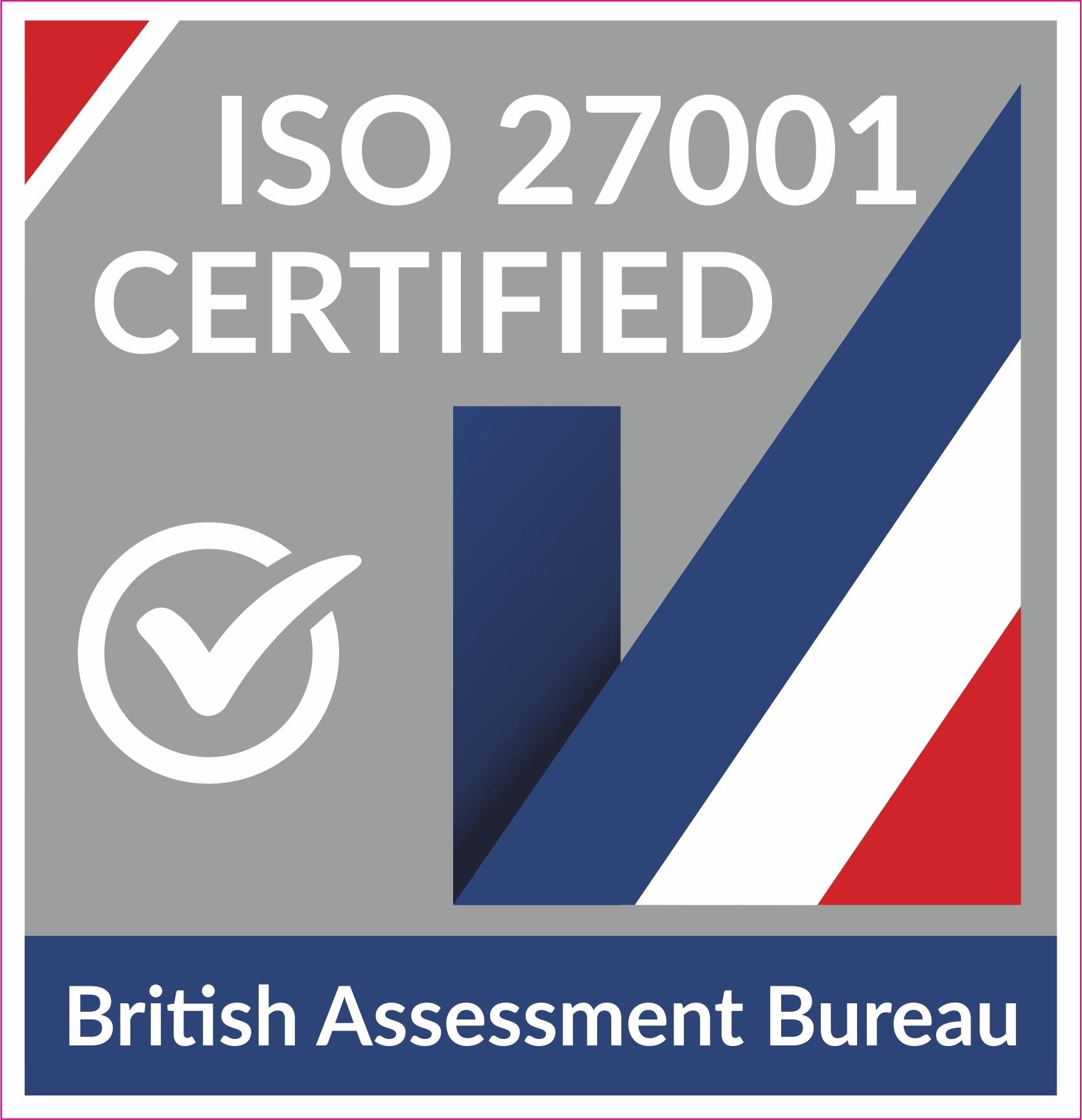 NON ISO 27001